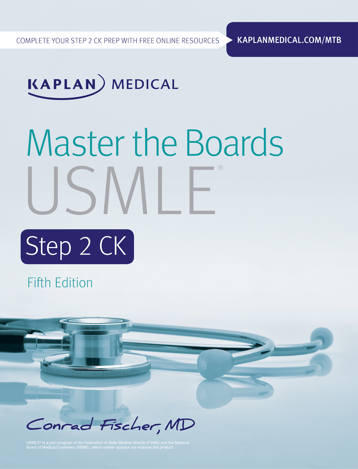 USMLE Step 2 CK Books   Kaplan Test Prep