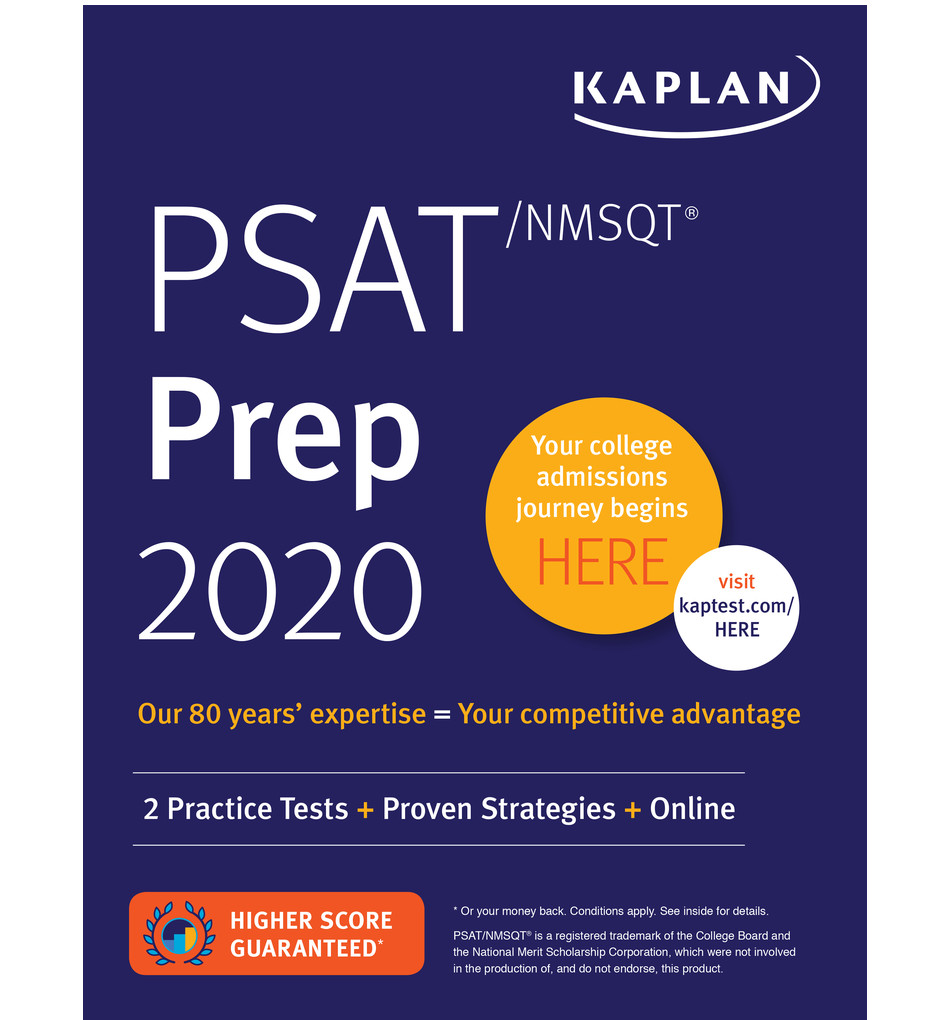 PSAT Review Books