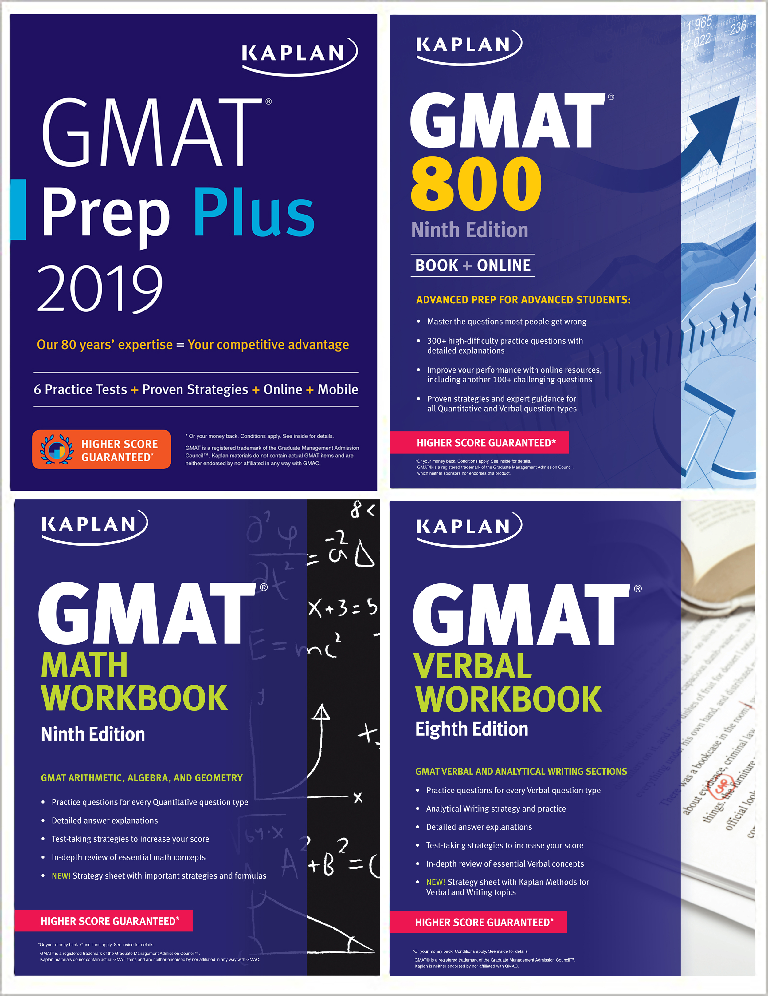 Top 10 GMAT Prep Books of 2019 | Video Review