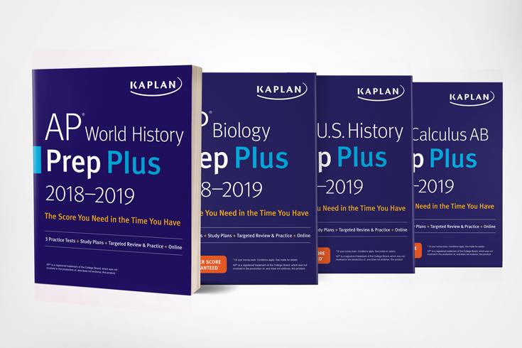 Ap Exam Prep Kaplan Test Prep