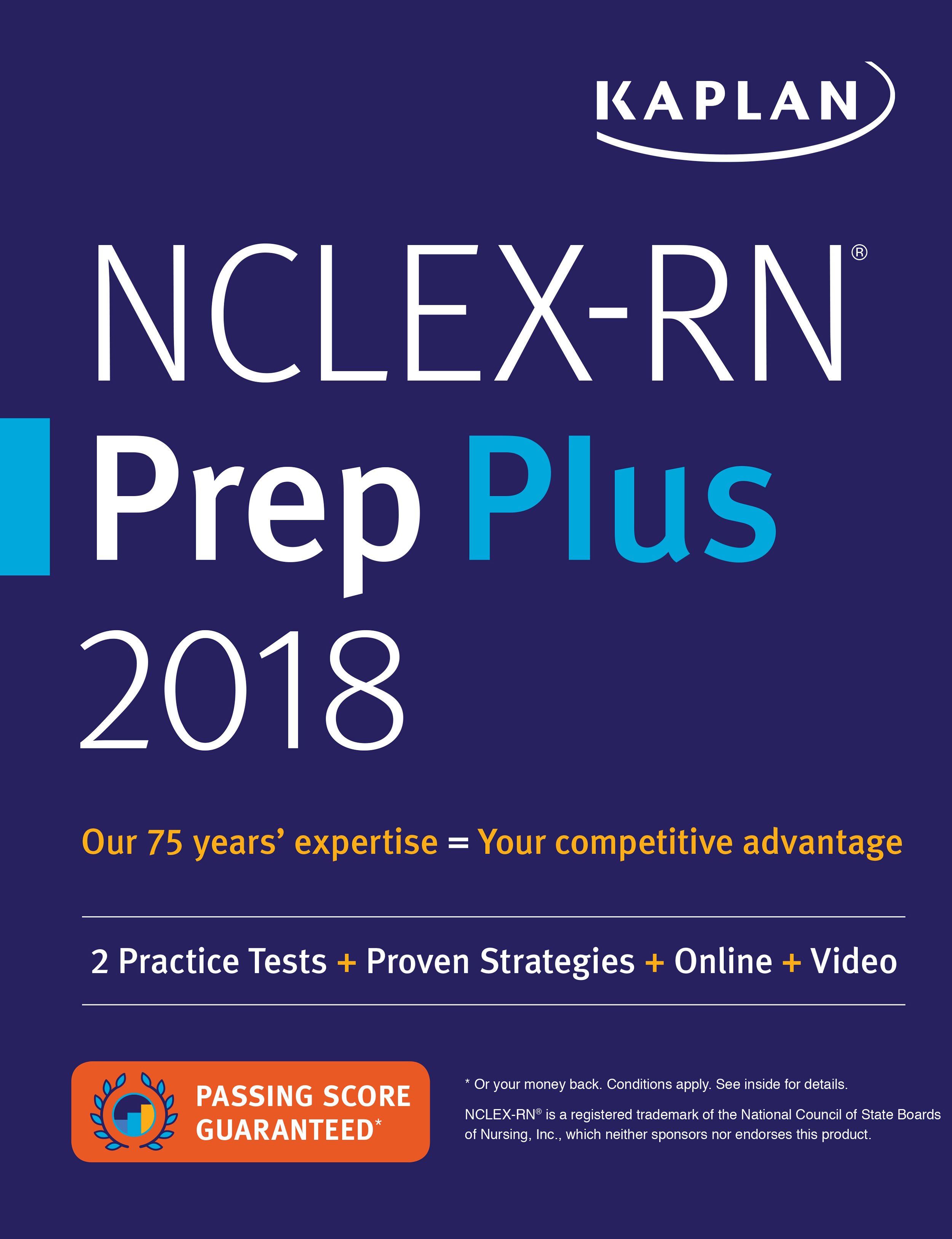 Review book nclex