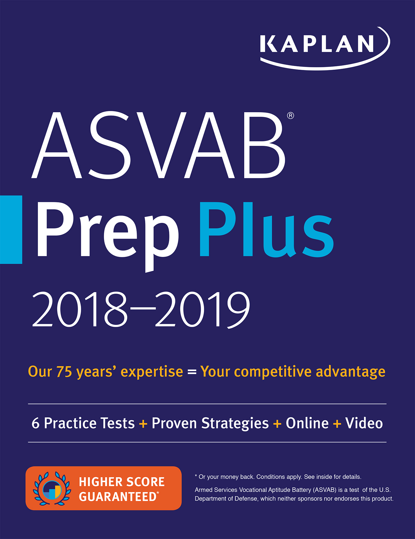 Kaplan Test Prep offers test preparation, practice tests and private tutoring for more than 90 standardized tests, including SAT, GRE, GMAT, LSAT, USMLE & NCLEX.