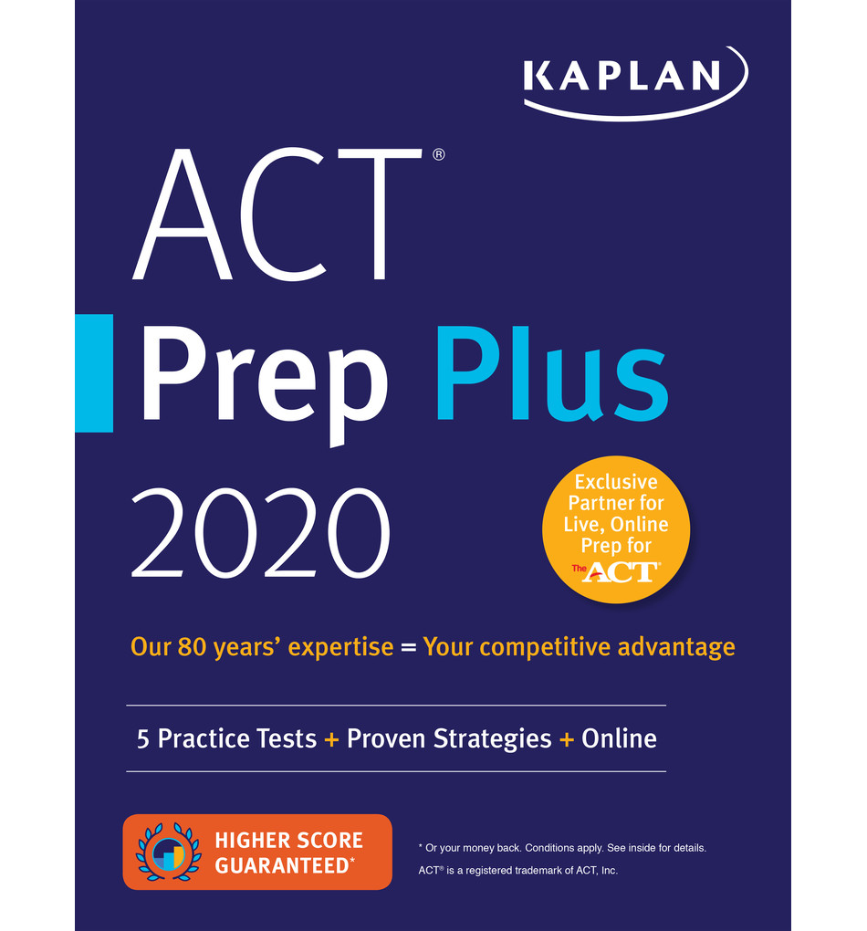 ACT Prep Books 2018 - ACT Study Book Bestseller