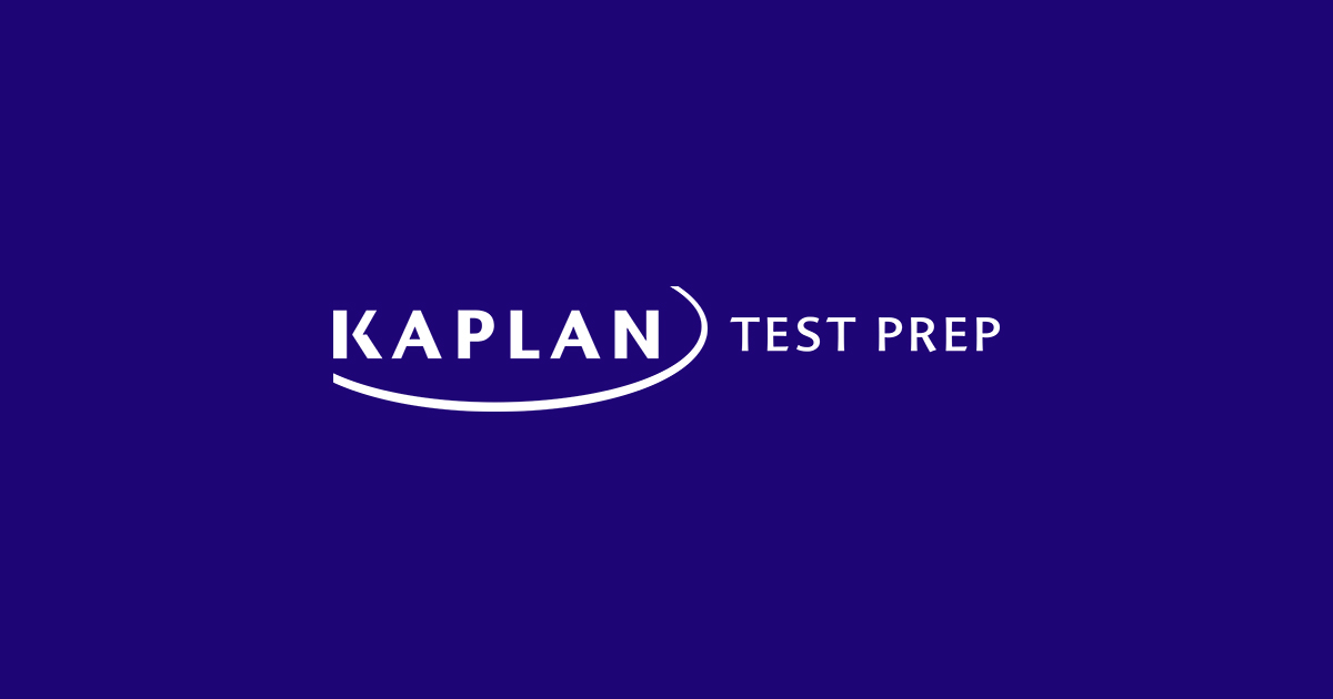Popular Courses From Kaplan Test Prep