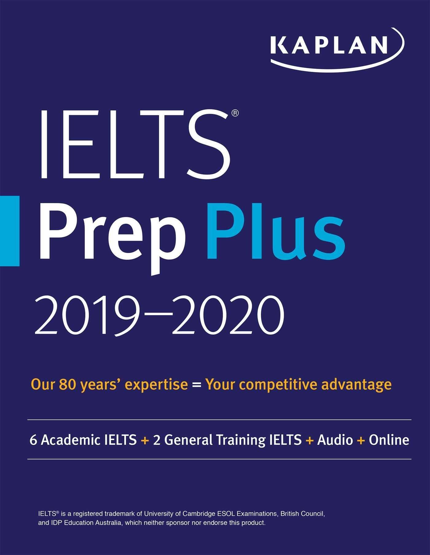Ielts Preparation Book
