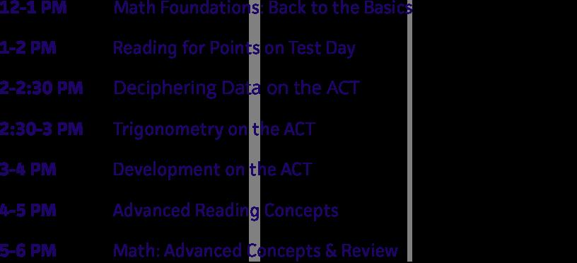 SAT & ACT Prepathon | Kaplan Test Prep